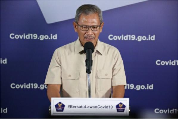 Pemerintah Indonesia Siapkan 10 Ribu Tempat Tidur di 1.000 RS Khusus Pasien Covid-19