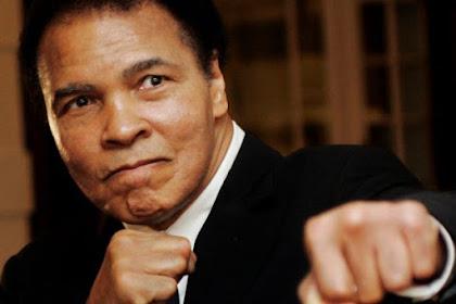 Terbaru! Muhammad Ali Terkonfirmasi Diintai FBI Karena Koneksinya Dengan African-American, Kelompok Agama Dari Nation of Islam