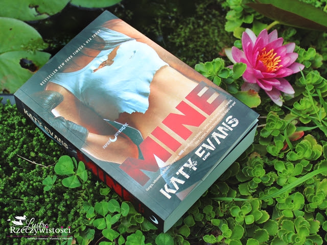 Mine – Katy Evans. Totalny tajfun