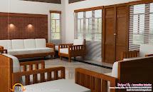 Kerala Home Interior Design Living Room