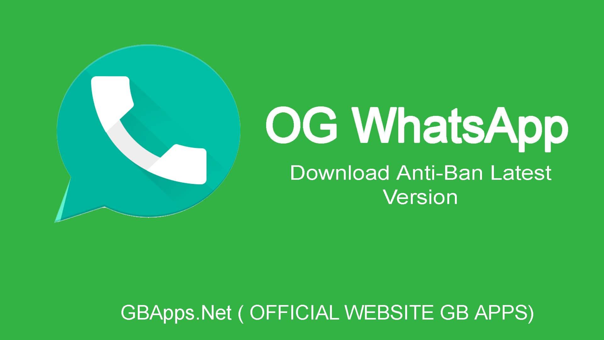 7 - OG whatsapp