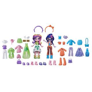 Brand New Princess Cadance & Twilight Sparkle Fashion Squad Set Found