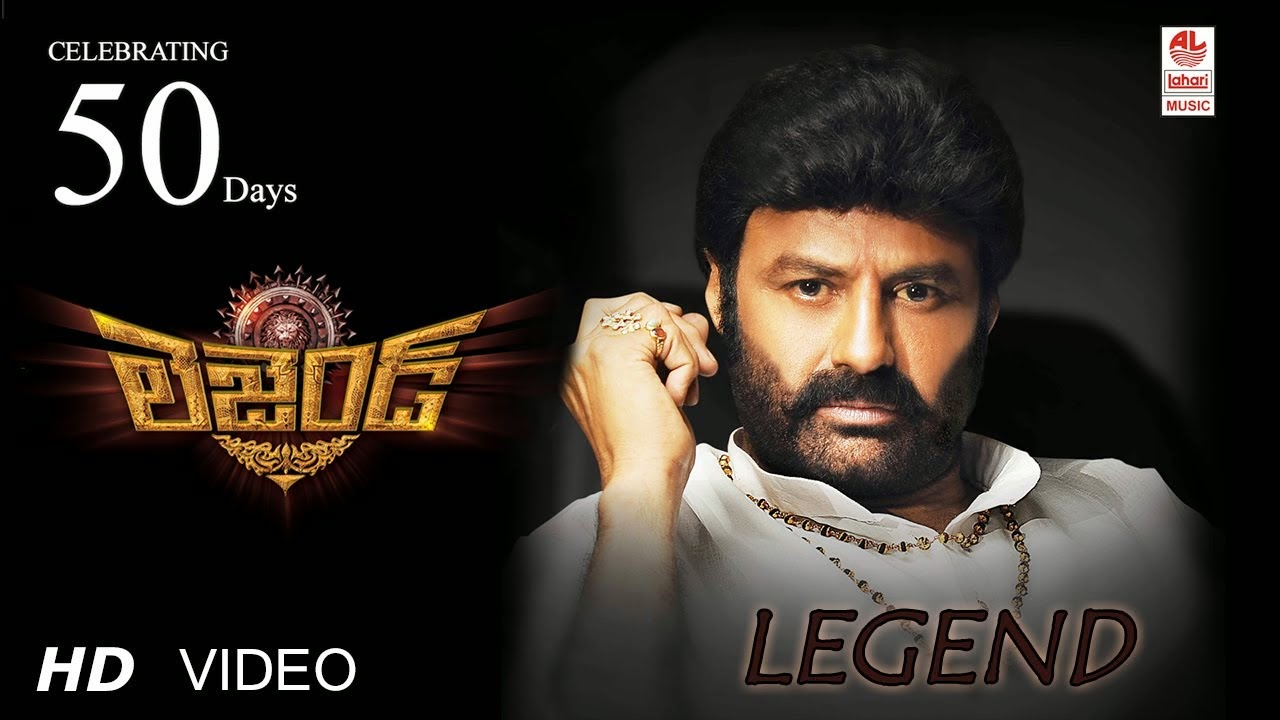 Legend Title track - Full Video Song - TollyCinema365