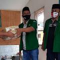 GP Ansor Situbondo Bagikan Bantuan Sembako Ke Warga Terdampak Covid-19