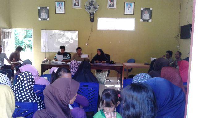 160 Pelajar Terima KIP di Desa Lamasi Pantai