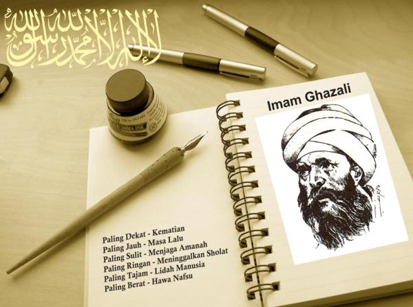 Makalah Kritik Ibnu Rusyd terhadap Al-Ghozali