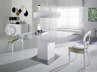 Modern+Dining+Room+Sets-Square