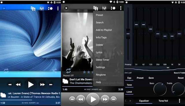 5 Aplikasi Pemutar Musik Terbaik Untuk Android
