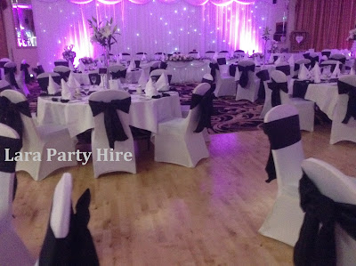 Lara party hire affordable wedding decoration packages for decor enquiries junglespirit Choice Image