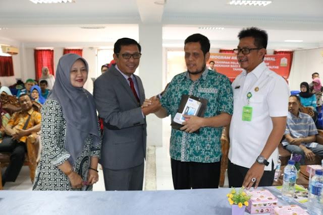 Dinsos Aceh Bekali Disabilitas Netra untuk Mandiri