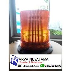 Jual Lampu Rotary Mobil Blitz LED 12-48V Kuning di mojosari