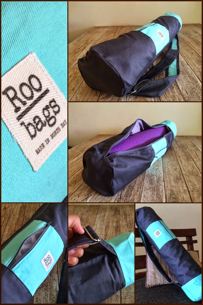 Yoga Bags by ReneeBoo Etsy Store