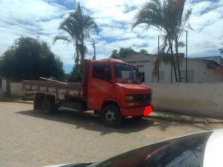 Itiruçu: Veiculo aprendido por descumprir Decreto de isolamento social