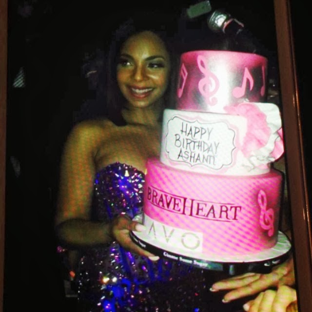 Ashanti Turned 40 Yesterday Welcome To Charles Limelight