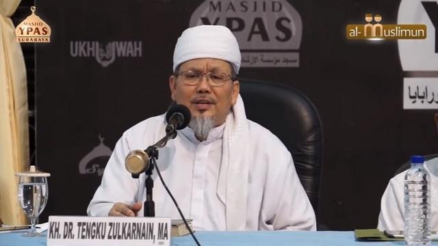 MUI Difitnah, Tengku Zulkarnain: Pak Wapres Tolong Jelaskan ke Pendukung Jokowi