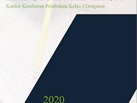 Laporan Akuntabilitas Kinerja KKP Kelas I Denpasar Tahun 2020