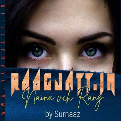 Naina Vich Rang by Surnaaz lyrics