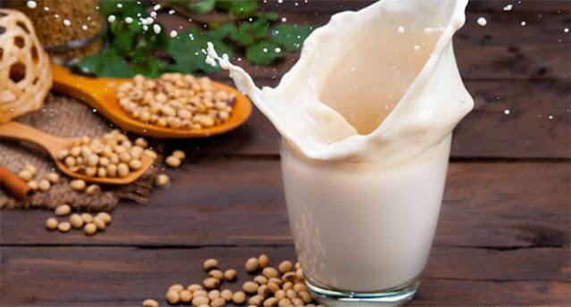 susu kedelai,kedelai,kacang kedelai,tahu,tempe,kedelai tinggi kalsium