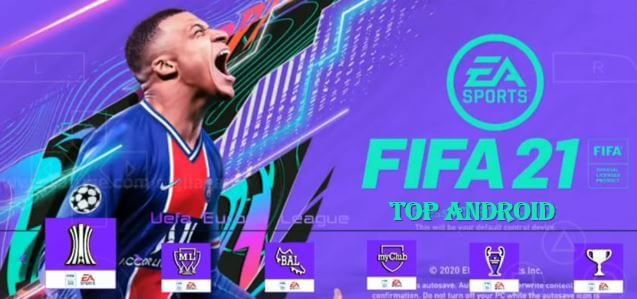 FIFA 2021 PPSSPP ISO PSP PS 4 Download Android Offline