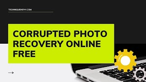 Corrupted Photo Recovery Online - JPEG/JPG, GIF, TIFF, BMP