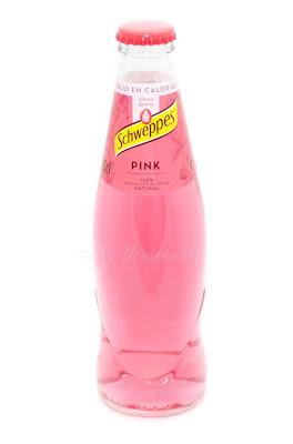 Schweppes pink