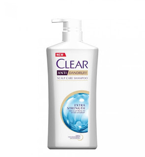 clear extra strength anti dandruff shampoo