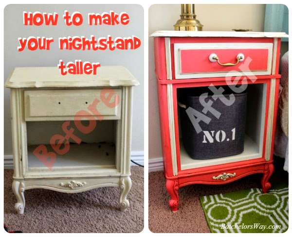 And What Height Do You Like Your Nightstand At Or Even Care