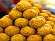 Resep praktis (mudah) manisan ladoo spesial (istimewa) khas india enak, legit, lezat