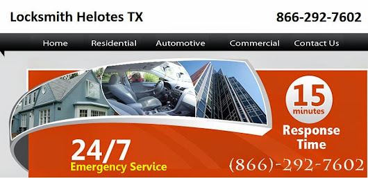 Locksmith TX Helotes