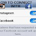 How to Connect Instagram with Facebook | Link Instagram To Facebook Account