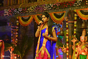 Ramya Behra At Om Namo Venkatesaya Audio launch-thumbnail-7