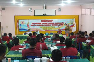 KONI Kabupaten Kebumen gelar Workshop Pelatihan bagi pelatih Olahraga
