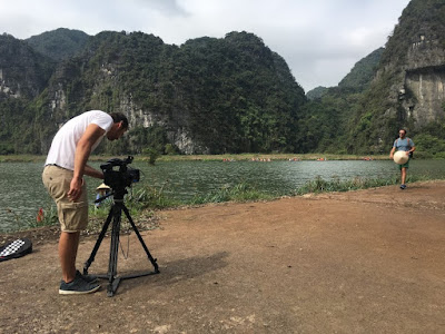 Trang An Landscape Complex in the eyes of Al Arrabya News Channel