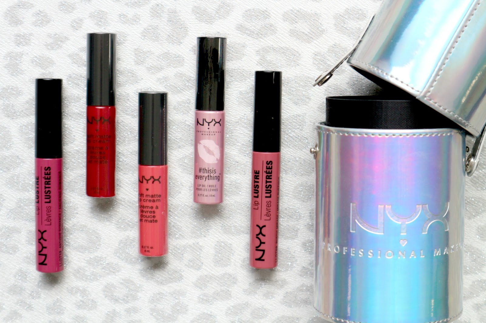 NYX Lip Lustre Review