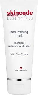 Skincode Pore Refining Mask لعلاج المسامات الواسعة للبشرة الدهنيه