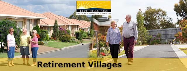 Arrange Retirement Village: A Perfect Platform For Retirement Age Senior