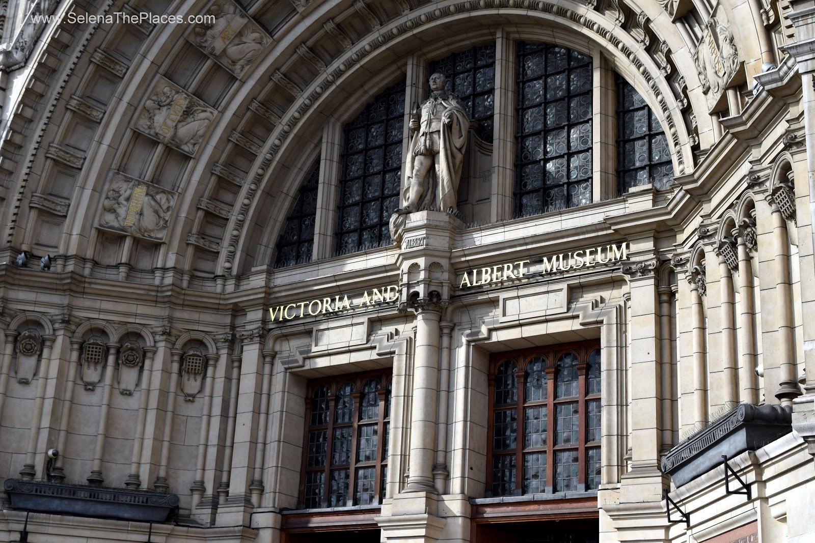 Victoria & Albert Museum London England