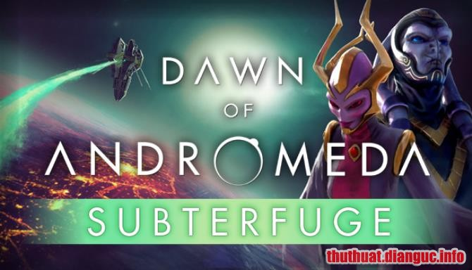 Download Game Dawn of Andromeda Full Cr@ck