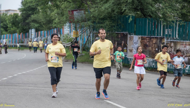 350 RUNNERS PARTICIPATED IN RAIN TREE PARK RUNNERS 2nd ANNIVERSARY RUN