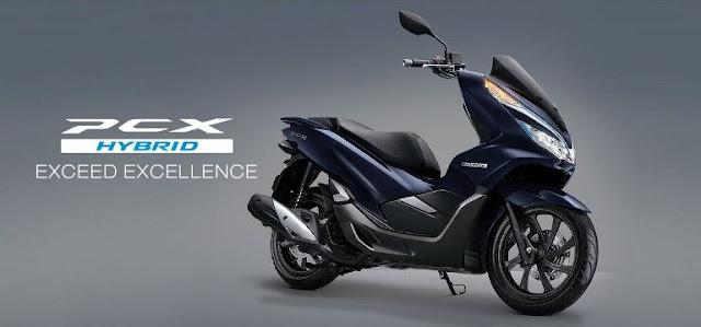 motor-listrik-murah-pcx-hybrid-terbaru-2021