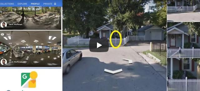 Bermaksud Cek Rumah Neneknya di Google Street View, Pemuda Ini Malah Temukan Hal Aneh
