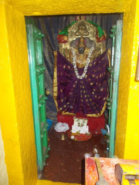 Tripuranthakam Temple History