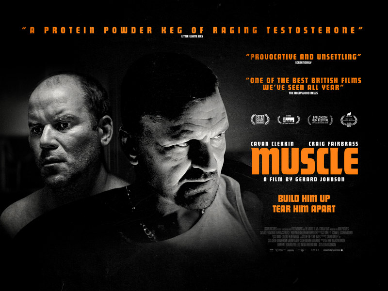 muscle film poster