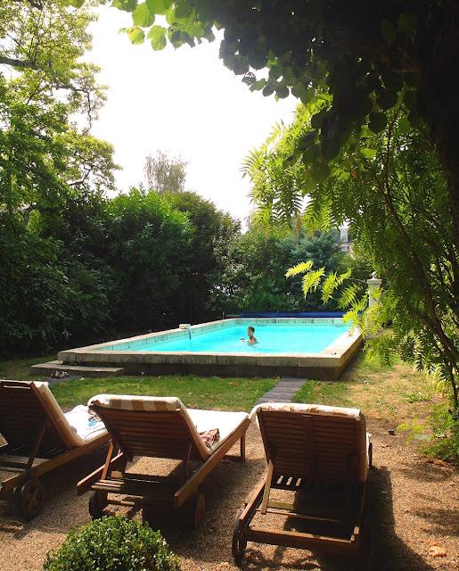 hotell med pool i Amboise
