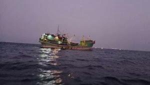 Polisi temukan 5 Jenazah di ruang pendingin kapal penangkap ikan