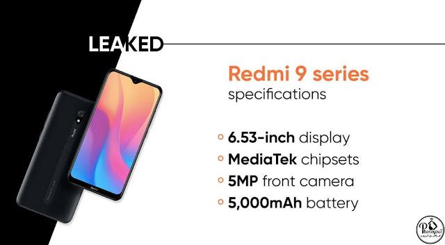 تم تسريب مواصفات وأسعار Redmi 9 و Redmi 9A و Redmi 9C - هواتف اقتصادية قادمة من شاومي
