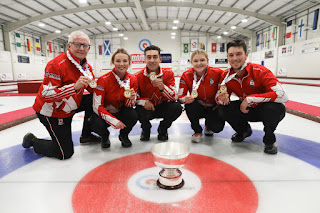 CURLING - Mundial mixto 2019 (Aberdeen, Escocia): Canadá se convierte en la primera selección que logra defender el título