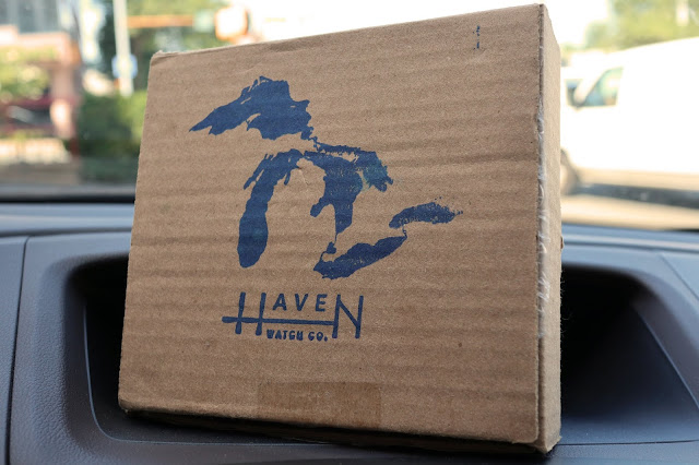 Haven Chilton packaging