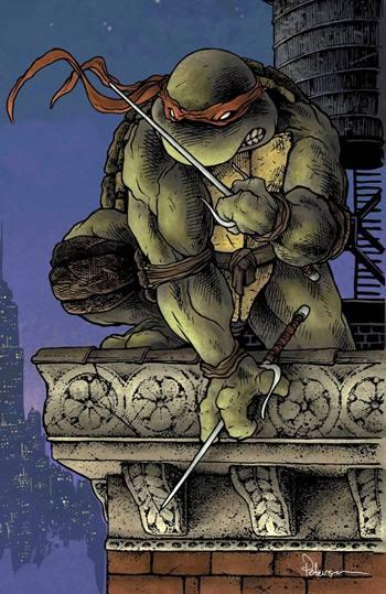 Rafael de las Tortugas Ninja