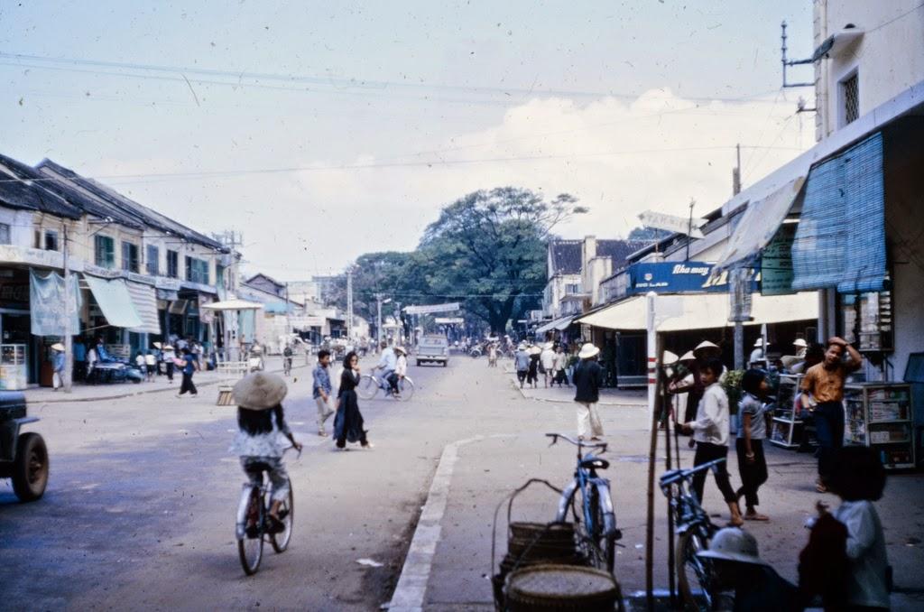 Đà Nẵng xưa: Chợ Hàn, đường Bạch Đằng